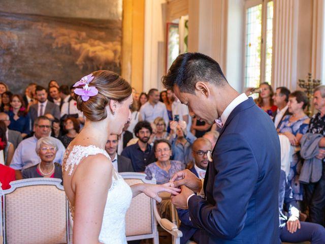 Le mariage de Sébastien et Elise à Oullins, Rhône 9