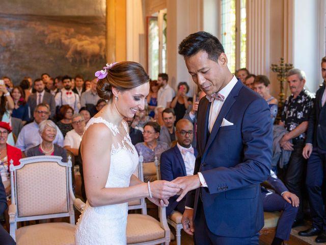 Le mariage de Sébastien et Elise à Oullins, Rhône 10