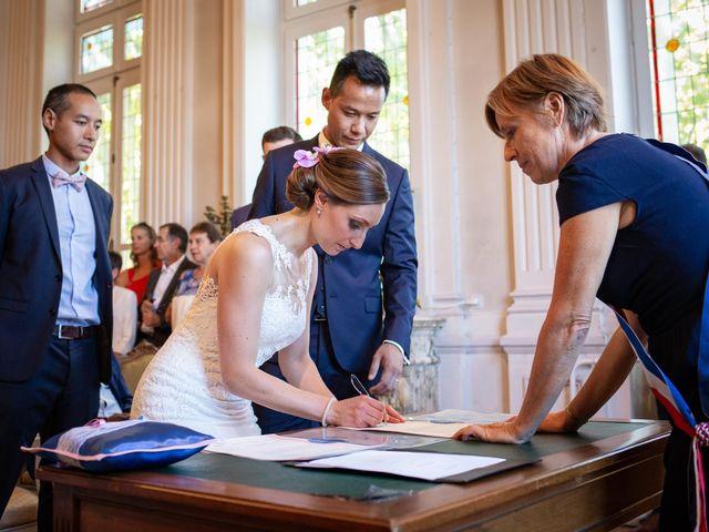 Le mariage de Sébastien et Elise à Oullins, Rhône 13