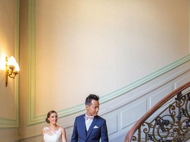 Le mariage de Sébastien et Elise à Oullins, Rhône 15