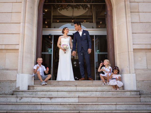 Le mariage de Sébastien et Elise à Oullins, Rhône 18