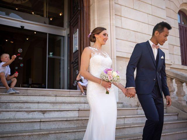 Le mariage de Sébastien et Elise à Oullins, Rhône 19