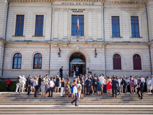 Le mariage de Sébastien et Elise à Oullins, Rhône 20