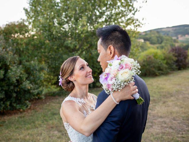 Le mariage de Sébastien et Elise à Oullins, Rhône 37