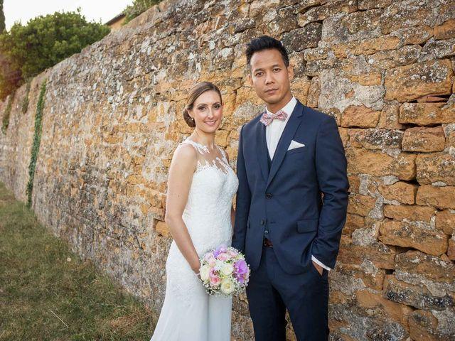 Le mariage de Sébastien et Elise à Oullins, Rhône 38