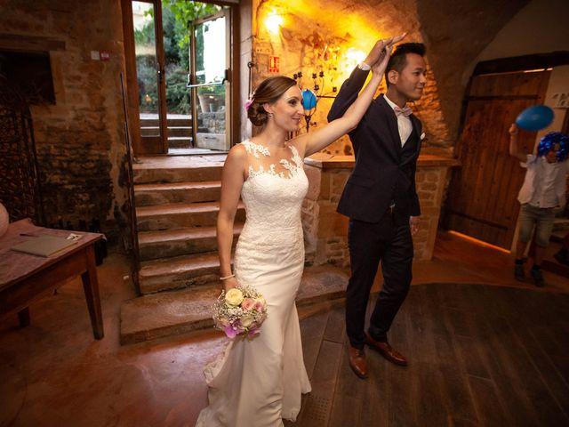 Le mariage de Sébastien et Elise à Oullins, Rhône 44
