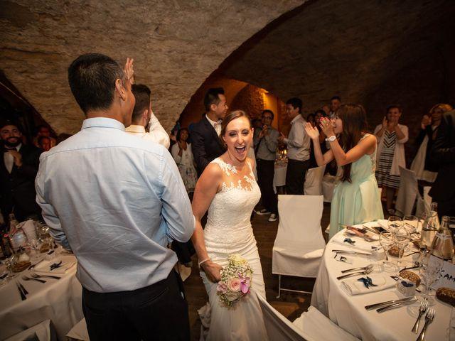 Le mariage de Sébastien et Elise à Oullins, Rhône 45