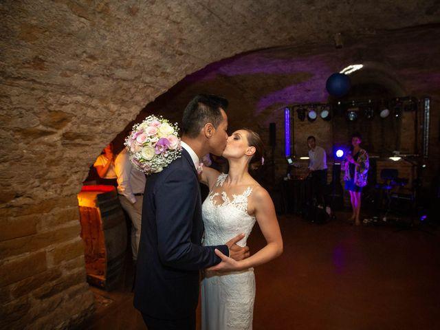 Le mariage de Sébastien et Elise à Oullins, Rhône 47