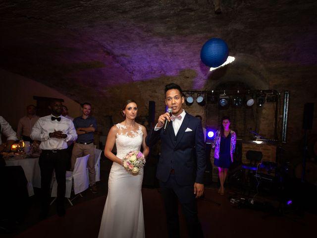 Le mariage de Sébastien et Elise à Oullins, Rhône 48