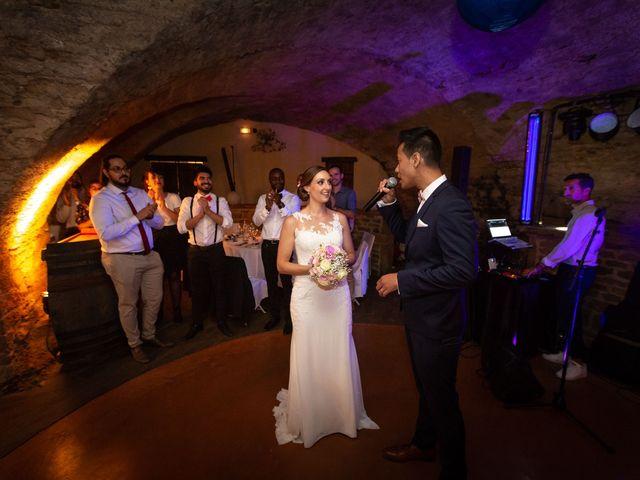 Le mariage de Sébastien et Elise à Oullins, Rhône 49