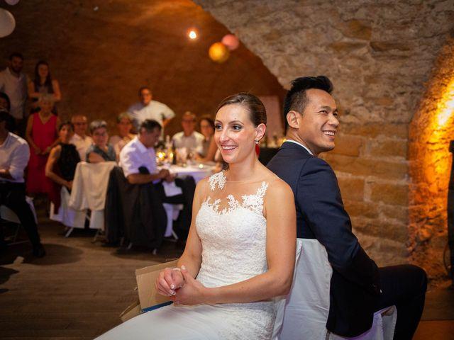 Le mariage de Sébastien et Elise à Oullins, Rhône 50