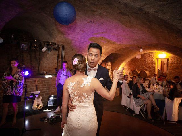 Le mariage de Sébastien et Elise à Oullins, Rhône 56