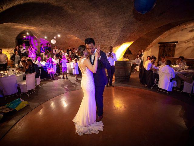 Le mariage de Sébastien et Elise à Oullins, Rhône 57
