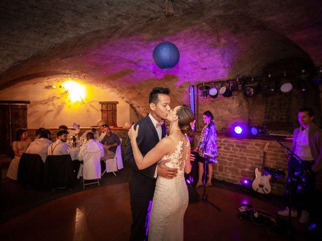 Le mariage de Sébastien et Elise à Oullins, Rhône 58