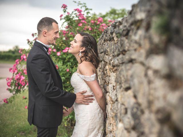 Le mariage de Ludo et Sandra à Druyes-les-Belles-Fontaines, Yonne 2