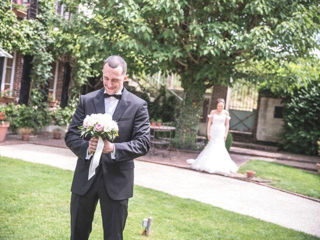 Le mariage de Ludo et Sandra à Druyes-les-Belles-Fontaines, Yonne 8