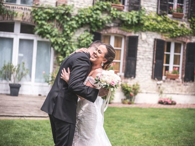 Le mariage de Ludo et Sandra à Druyes-les-Belles-Fontaines, Yonne 9