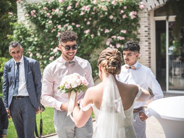 Le mariage de Ludo et Sandra à Druyes-les-Belles-Fontaines, Yonne 10