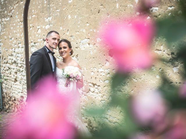 Le mariage de Ludo et Sandra à Druyes-les-Belles-Fontaines, Yonne 12