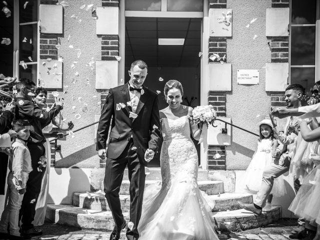 Le mariage de Ludo et Sandra à Druyes-les-Belles-Fontaines, Yonne 19