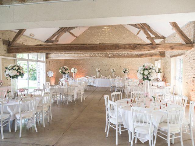 Le mariage de Ludo et Sandra à Druyes-les-Belles-Fontaines, Yonne 20