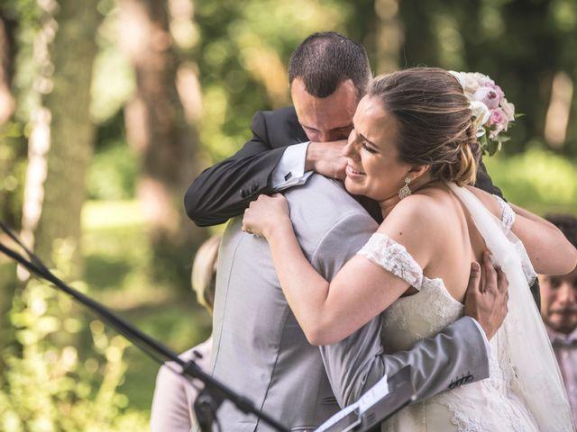 Le mariage de Ludo et Sandra à Druyes-les-Belles-Fontaines, Yonne 26