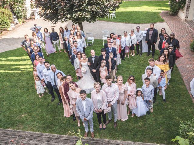 Le mariage de Ludo et Sandra à Druyes-les-Belles-Fontaines, Yonne 28