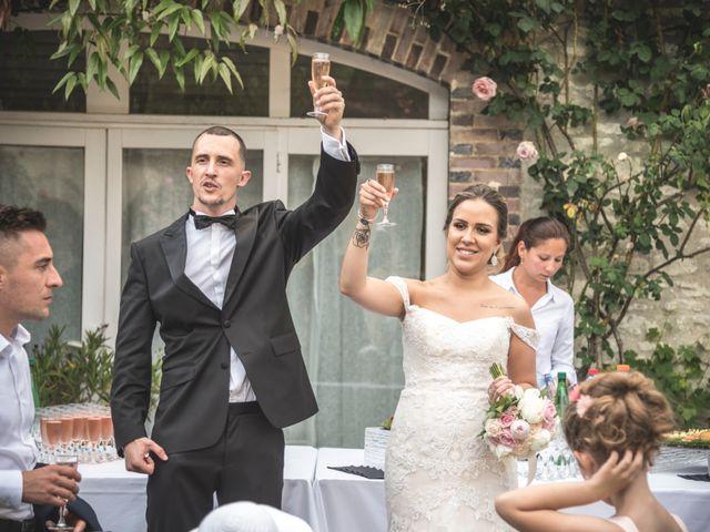 Le mariage de Ludo et Sandra à Druyes-les-Belles-Fontaines, Yonne 29