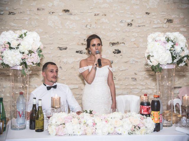 Le mariage de Ludo et Sandra à Druyes-les-Belles-Fontaines, Yonne 39