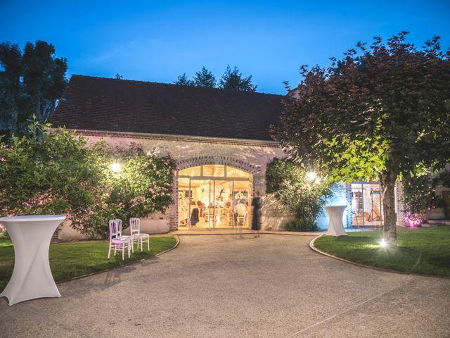 Le mariage de Ludo et Sandra à Druyes-les-Belles-Fontaines, Yonne 41