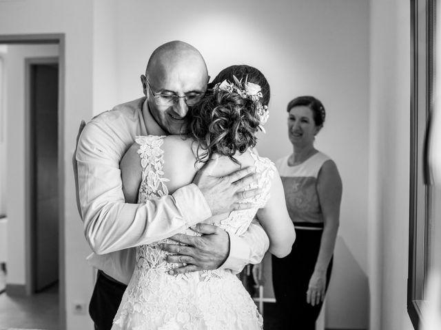 Le mariage de Yohan et Sarah à Aigues-Vives, Aude 2