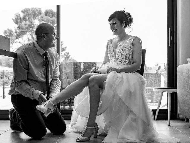 Le mariage de Yohan et Sarah à Aigues-Vives, Aude 4