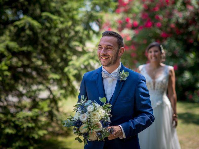 Le mariage de Yohan et Sarah à Aigues-Vives, Aude 5