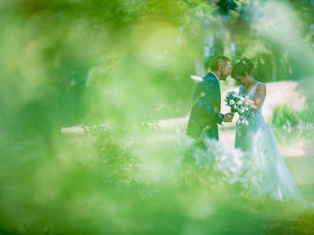 Le mariage de Yohan et Sarah à Aigues-Vives, Aude 6