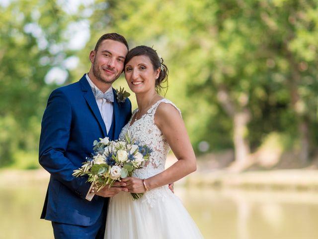 Le mariage de Yohan et Sarah à Aigues-Vives, Aude 7