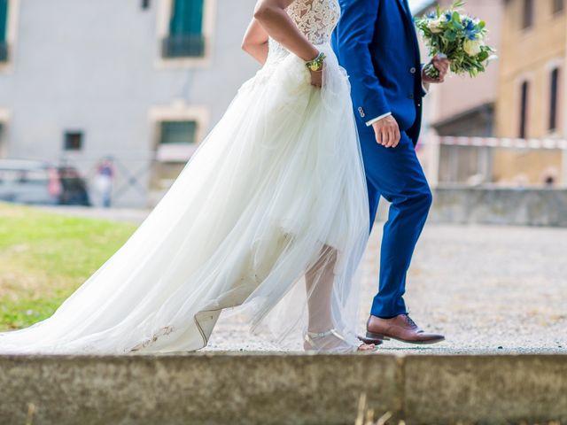 Le mariage de Yohan et Sarah à Aigues-Vives, Aude 11