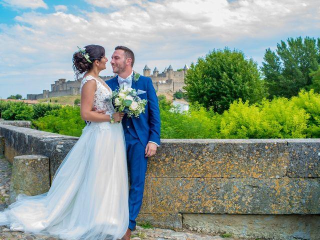 Le mariage de Yohan et Sarah à Aigues-Vives, Aude 12