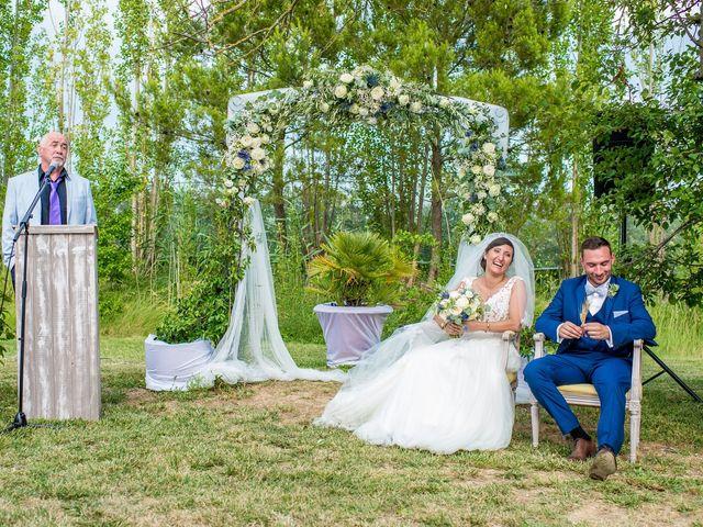 Le mariage de Yohan et Sarah à Aigues-Vives, Aude 20