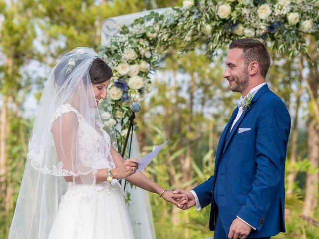 Le mariage de Yohan et Sarah à Aigues-Vives, Aude 22