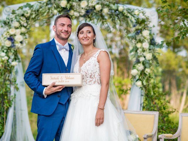 Le mariage de Sarah et Yohan