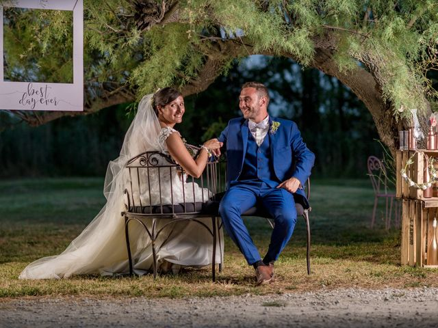 Le mariage de Yohan et Sarah à Aigues-Vives, Aude 23