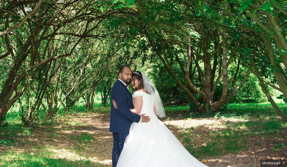 Le mariage de Kevin et Sara à Villars-les-Dombes, Ain