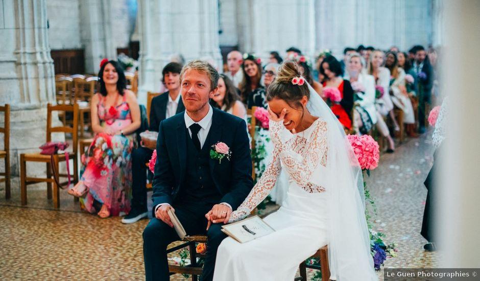 Le mariage de Marine et Loic à Saint-Martin-le-Gaillard, Seine-Maritime