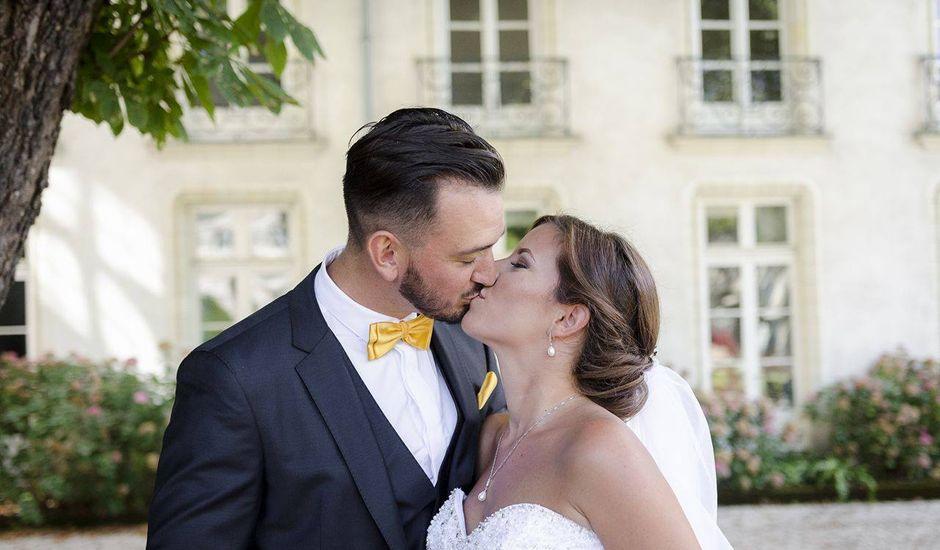 Le mariage de Matthieu et Aurélie à Nantes, Loire Atlantique