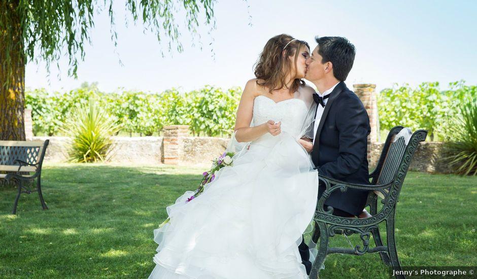 Le mariage de Jean et Ingrid à Labastide-Saint-Pierre, Tarn-et-Garonne