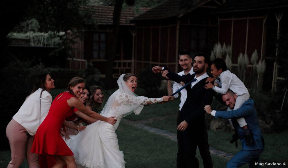 Le mariage de Damien et Sophie à Saint-Mandé, Val-de-Marne