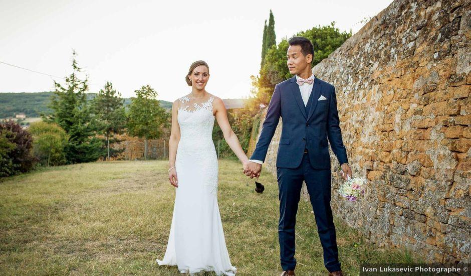 Le mariage de Sébastien et Elise à Oullins, Rhône