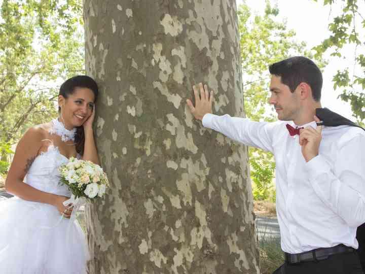 Le mariage de Andréa et Gauthier