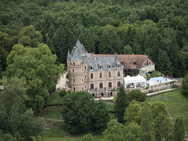 Le mariage de Gaël et Béa à Clermont-Ferrand, Puy-de-Dôme 13