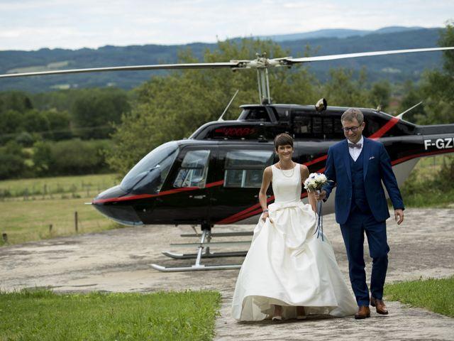 Le mariage de Gaël et Béa à Clermont-Ferrand, Puy-de-Dôme 16